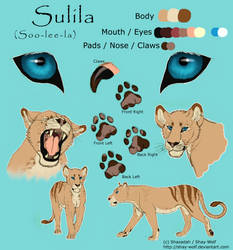 Sulila (CEREAL SOUP CONTEST) by Shay-Wolf