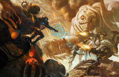 Heavy Metal by ThorsAssassin