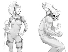Art Blawks by ThatOldRobot