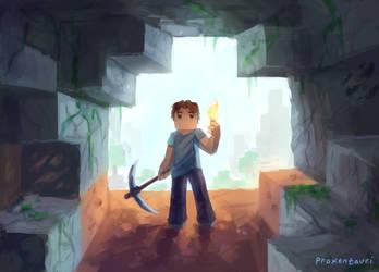 Subterranean by Proxentauri