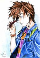 Mr. Cool by annaoi