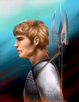 Officially Finnick by annaoi
