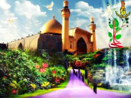 Imam Ali (a) by Muazzin