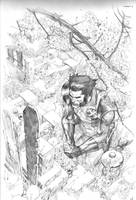 Wolverine by leinilyu