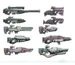 guns of navarone by leinilyu