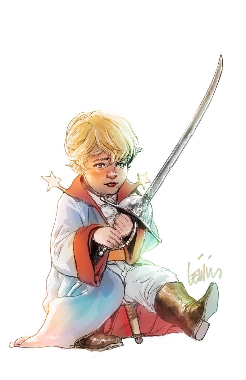 Little Prince by leinilyu