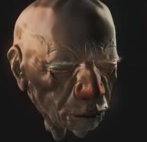 old man 2 by leinilyu