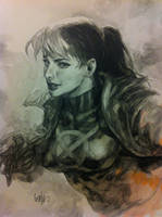 Rogue by leinilyu