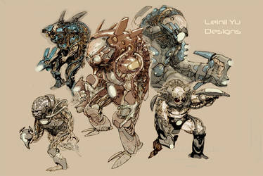 concept art1 by leinilyu