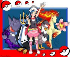 Pokemon Team Go by Forest-Sprite