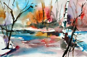Colors of winter by AdamJuraszek