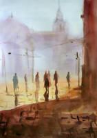 In the shadow by AdamJuraszek