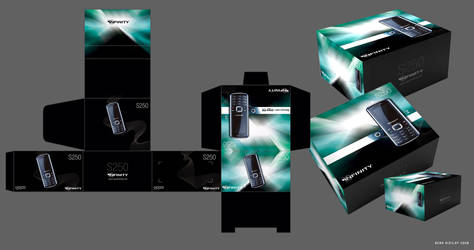 S250 PACKAGING by palax