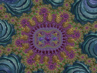 Exotic Carpet II by PrettyJu