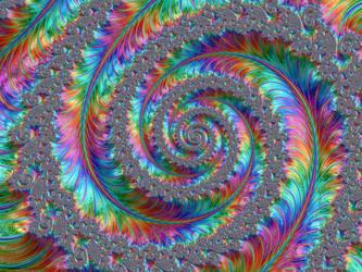 Joyful Spiral II by PrettyJu