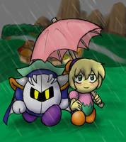 Umbrella -K- by papersak