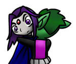 Returning the Hug -BBR- by papersak