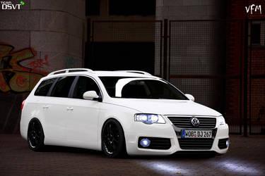 VW Passat by VinniFMartins