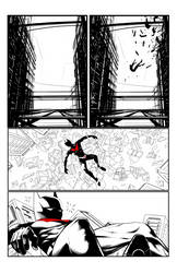 Batman Beyond 01 by DSketchyT