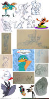 Tumblr Dump 06 by KicsterAsh