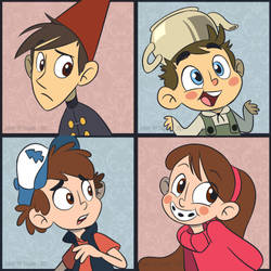 Just Kids by KicsterAsh
