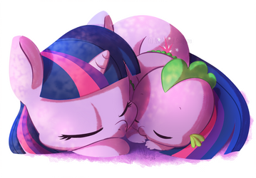 MLP - Sleepytime by KicsterAsh