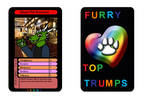 Furry Top Trumps by Charlie-Breen
