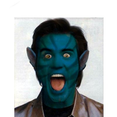 Navi Jim Carrey by Charlie-Breen