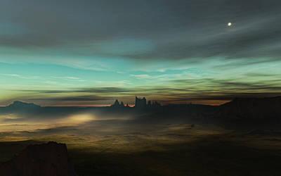 Legend of the Desert by LightDrop