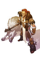 Diablo II Druid v2.0 by OldManLefty