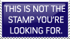 The Stamp You're Looking For by BaconALaCarte