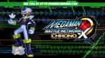 Chrono X's Freeze X MeMENTO Wallpaper 1366 X 768 by JusteDesserts