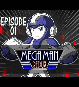 Mega Man Redux Episode 01 Motion Comic by JusteDesserts