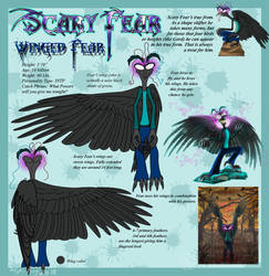 Scary Fear Character Sheet Pt 2 by Thagirion