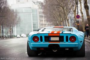 Ford GT Gulf by Shibbychibs