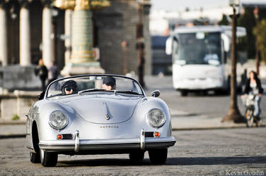 Porsche 356 by Shibbychibs