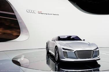 Audi E-Tron Spyder by Shibbychibs