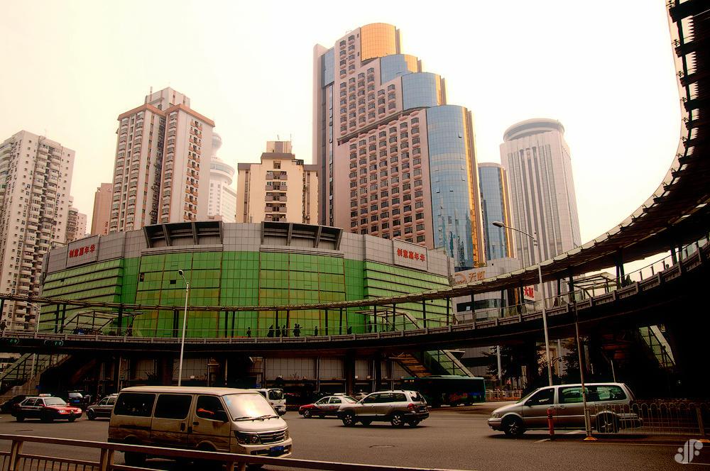 Shenzhen by RevolvingStone