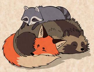 Fur Pile by Furrama