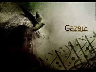 Gaza by Mr-Mar