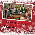 (December Day 8) Office Party by Astr0Feline