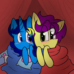 Pillow Fort by brsajo