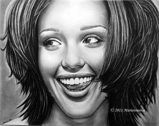 Jessica Alba 2 by Mariannaeva