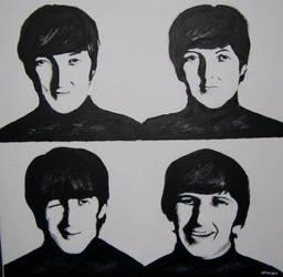 The Beatles by Nataliessecrets