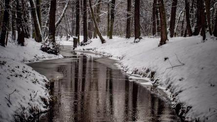 Silent water by hadeeldar