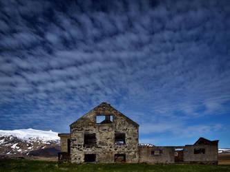 Near Hellnar, Iceland by hadeeldar