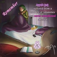 Remember - Prophet Ayyub by Dakarama