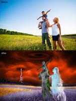 Days of the Fallen (comparison) by die-waffen-legt-an