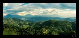 Kisoro hills - The big picture by BaciuC