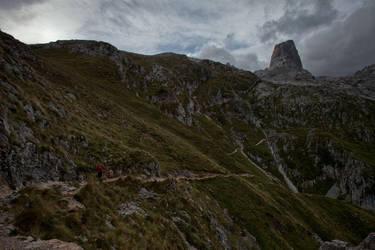 Goodbye to Urriellu by BaciuC